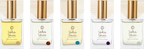 オーガニックの香水・コスメ | tokotowa organic